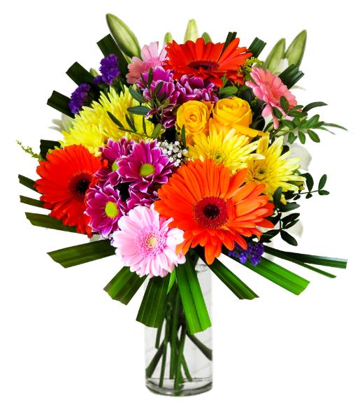 """""""Fiesta Time Birthday Bouquet"""""""