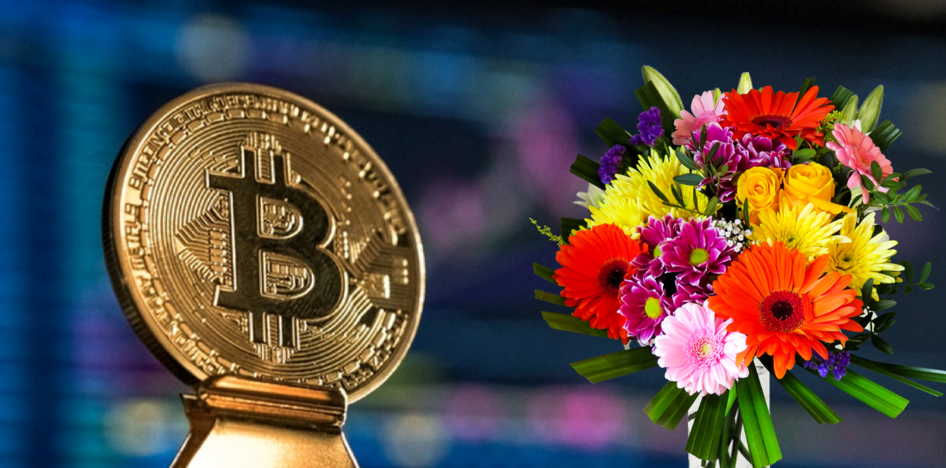 Local Florist Now Accepts BITCOIN Just in Time for Get Out of the Doghouse Day!