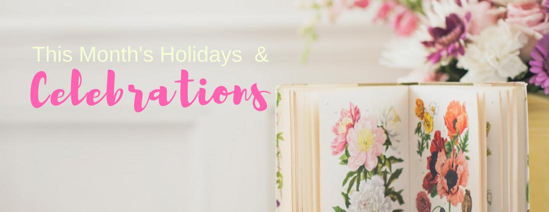 February Holidays and Celebrations