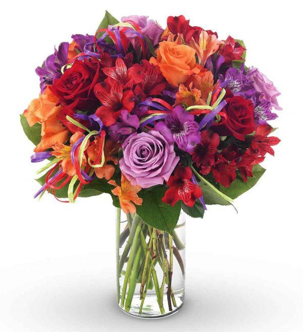 """Beautiful Birthday Wishes Bouquet"""