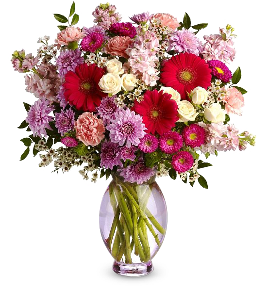 """""""Moms Perfect Day Bouquet"""""""
