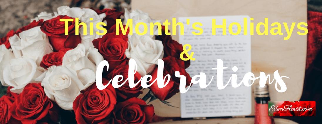 June Holidays & Celebrations