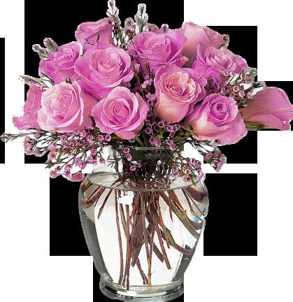 """""""Lovely In Lavender Roses"""""""