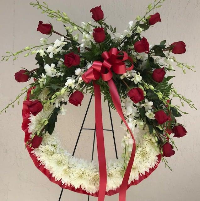 """Eternal Love Wreath"""