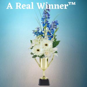 """""""A Real Winner Bouquet"""""""