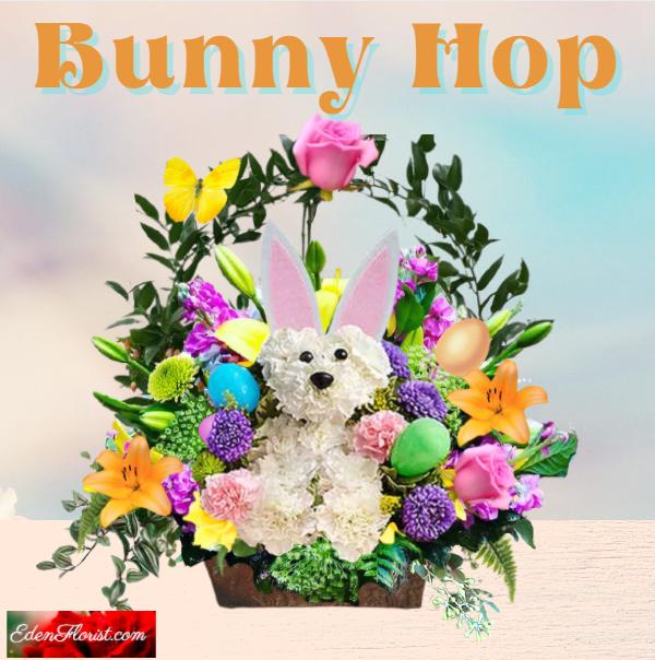 """""""bunny hop bouquet"""""""