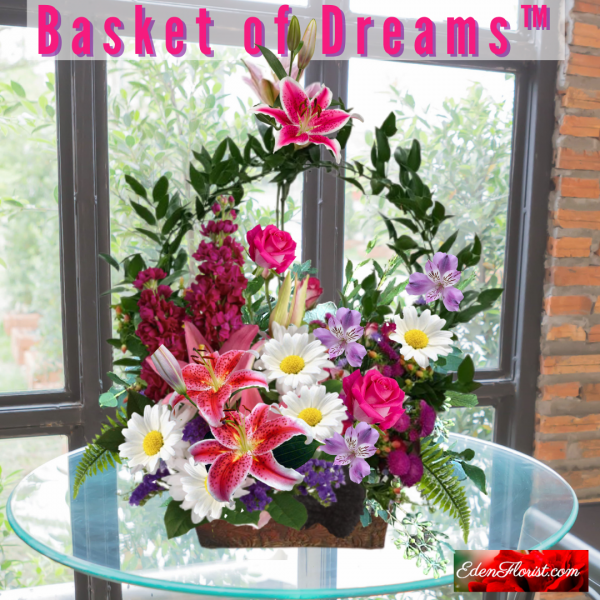 """""""Basket of Dreams™"""""""