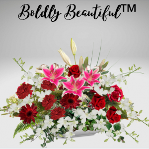 """""""Boldly Beautiful Bouquet"""""""