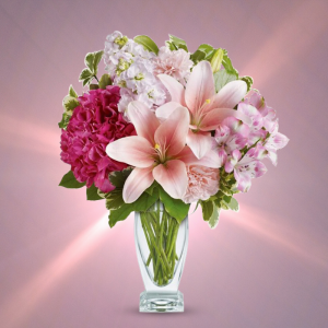 """""""Devoted To You Bouquet"""""""