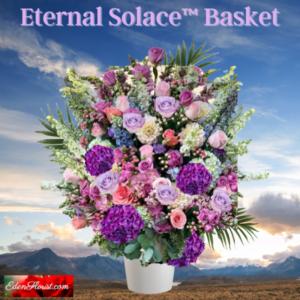 """Eternal Solace"" Basket"