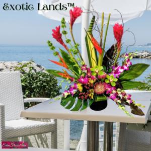 """""""Exotic Lands Bouquet"""""""