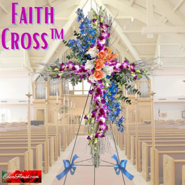 """""""FAITH CROSS"""""""