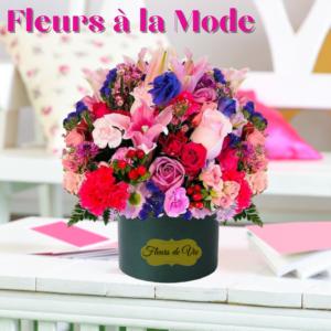 """""""Fleurs a la mode"""""""
