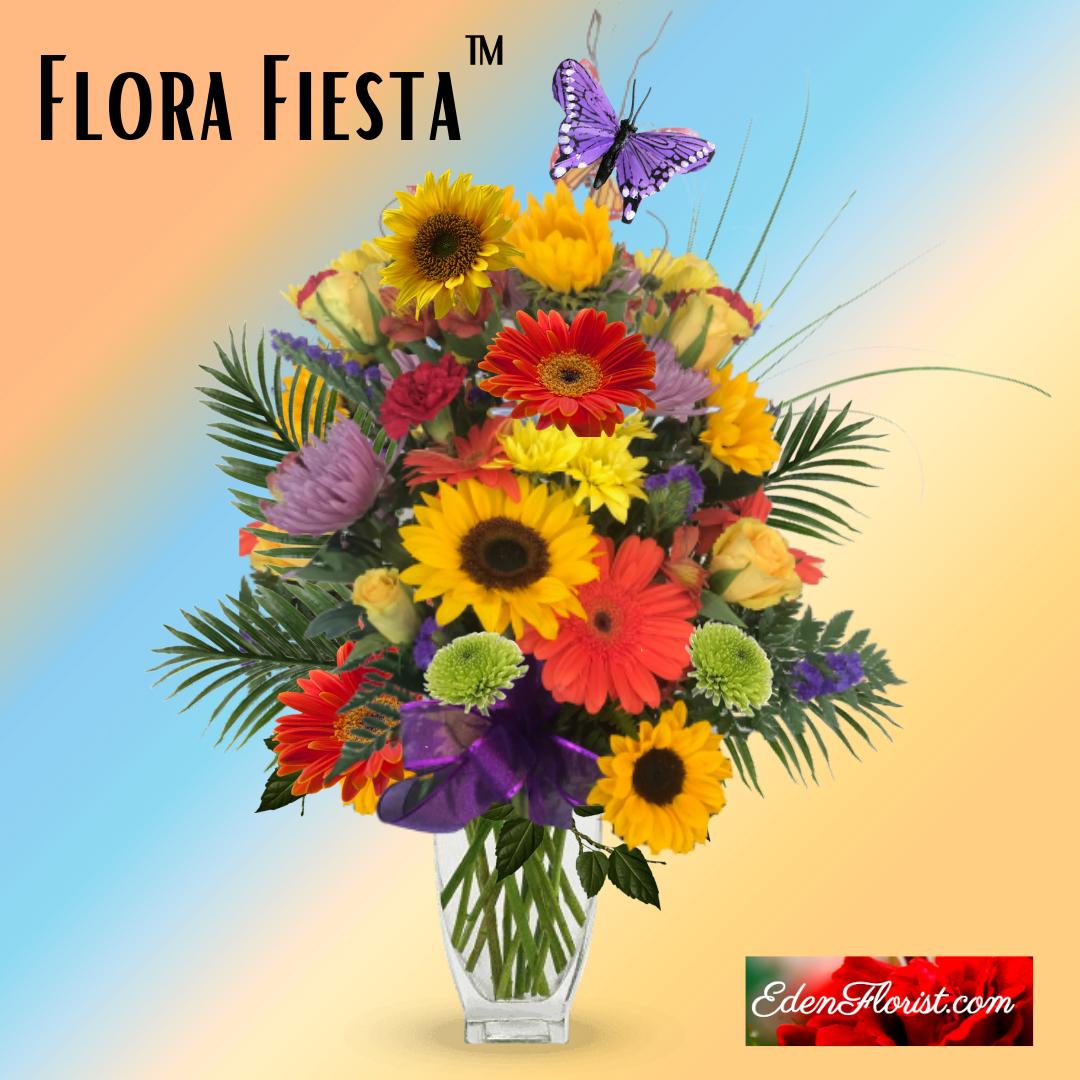 """""""Flora Fiesta™ Bouquet"""""""