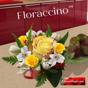 """Floraccino Bouquet"""