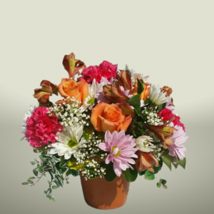 """For the Desk Bouquet'"
