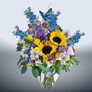 """Forever Grateful Bouquet"""