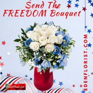 """Freedom bouquet"""