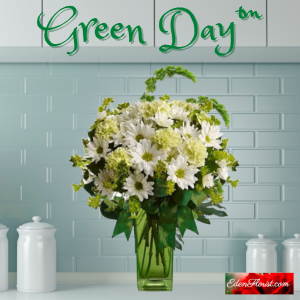 """Green Day Bouquet"""
