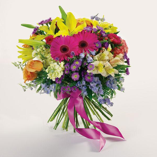 """""""Hand-Tied Presentation Bouquet"""""""