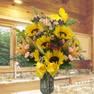 """""""Have a Lovely Day Bouquet"""""""