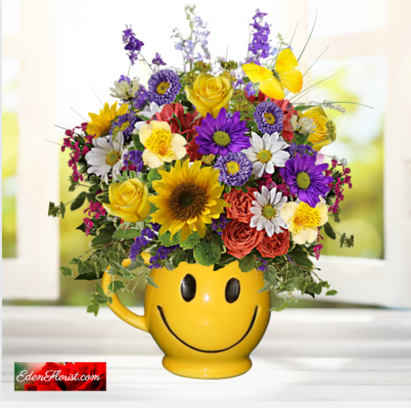 """""""Have A Nice Day Bouquet"""""""