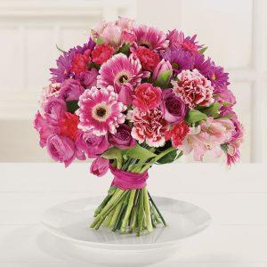 """Heavenly Hand Tied bouquet"""