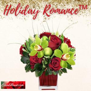 """Holiday Romance bouquet"""