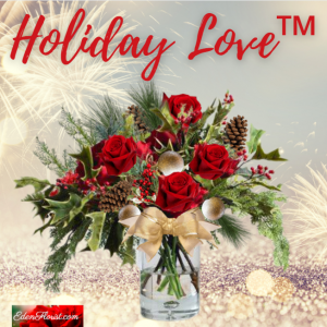 """""""Holiday Love Roses"""""""
