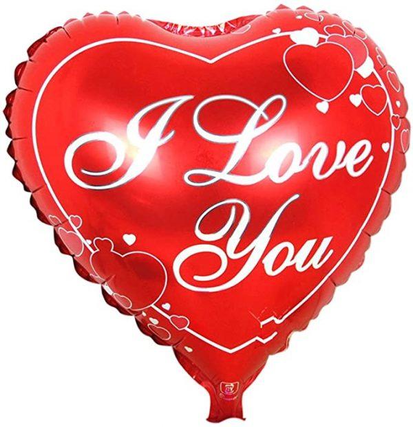"""I love You Balloon"""