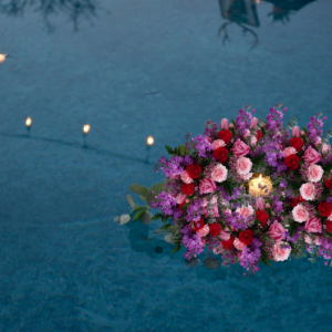 """Illuminated Pool Float"""