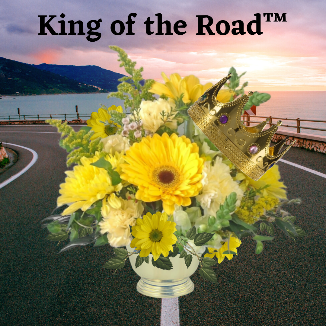 King of the Road Bouquet
