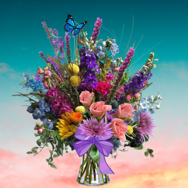"""""""Life is Full of Color™ Bouquet"""""""