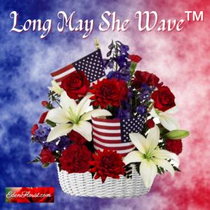 """""""Long may she wave"""""""