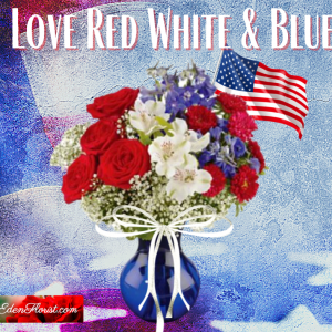 """""""Love Red White and Blue"""""""