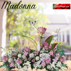 """Madonna Arrangement"""