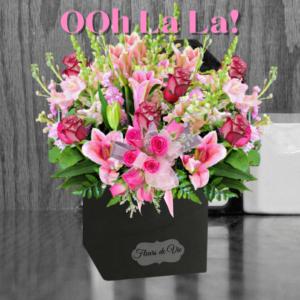 """Ooh La La Boxed blooms"""