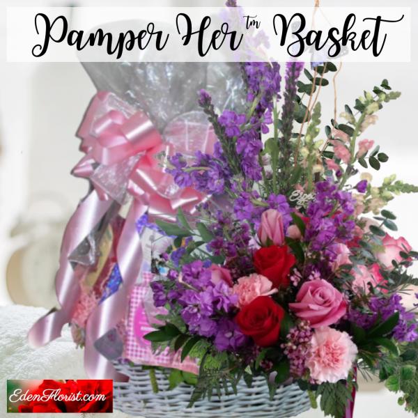 """""""Pamper Her Basket"""""""
