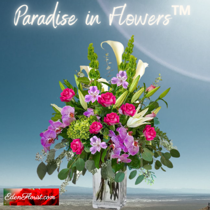"""""""Paradise in Flowers"""""""