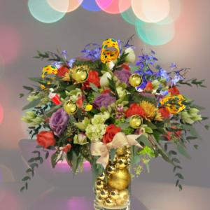 """Party-fetti Bouquet"""