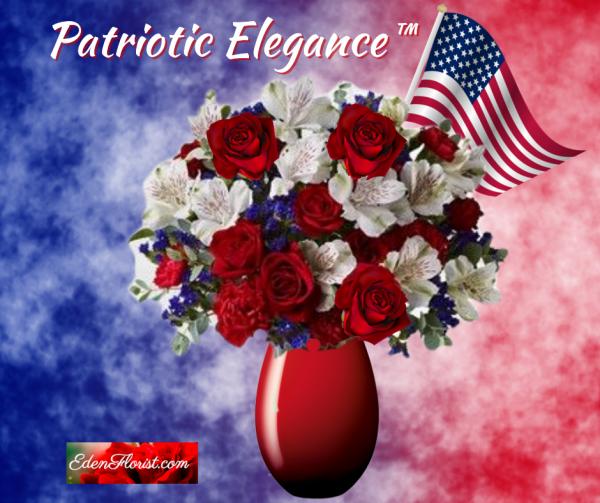 """""""Patriotic Elegance"""""""