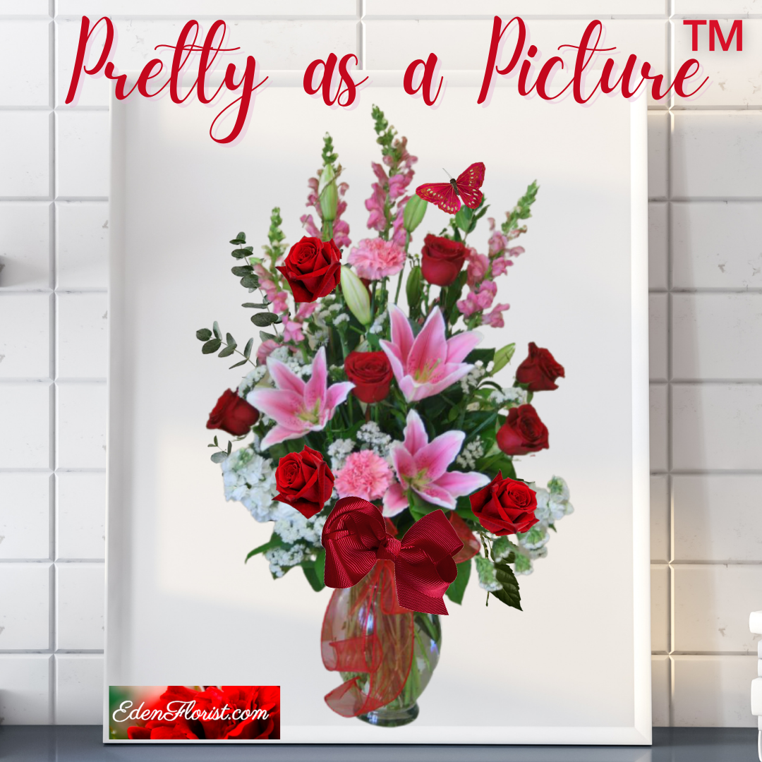 """Pretty as a Picture"""