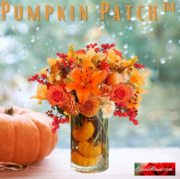 """""""Pumpkin Patch Bouquet"""""""