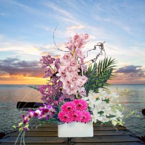 """Sailing into the Sun Bouquet"""
