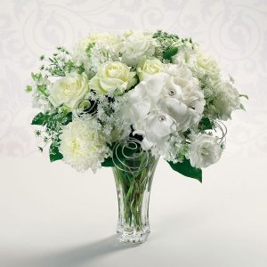 """Silver Anniversary Bouquet"""
