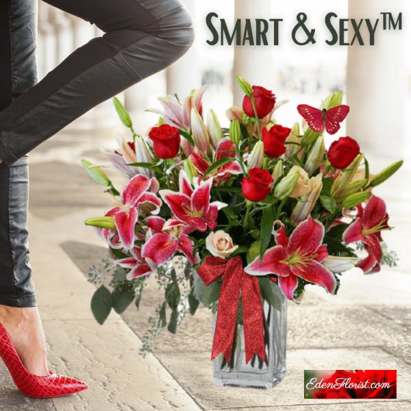 """""""Smart and Sexy Arrangement"""""""