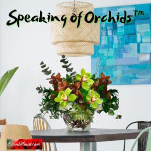 """""""Speaking of Orchids Bouquet"""""""