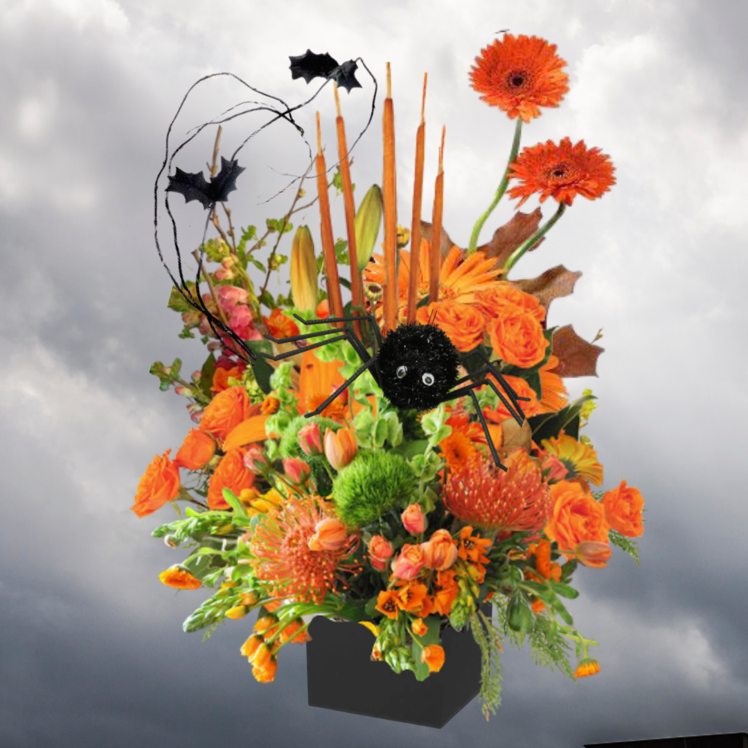 """Spooky Bouquet"""