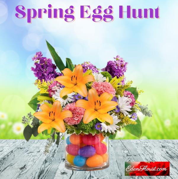 """""""Spring Egg Hunt"""""""