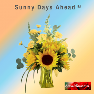 """""""Sunny Days Ahead bouquet"""""""